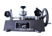 YJY-60A壓力表校驗器