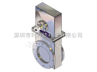 不锈钢手动ISO法兰接口
