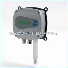 壁挂式温湿度传感器现货供应