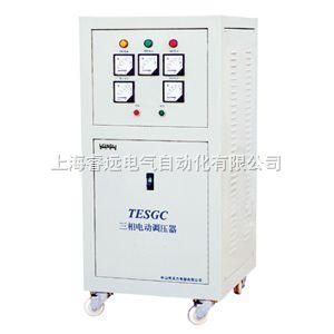 TEDGC/TESGC系列电动式调压器