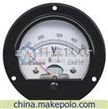 65 圆形电压表 指针式电压表 交流电压测量仪表