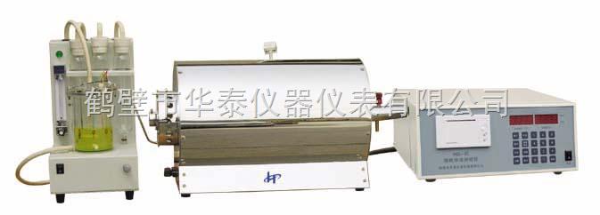 WDL-8C微机快速测硫仪