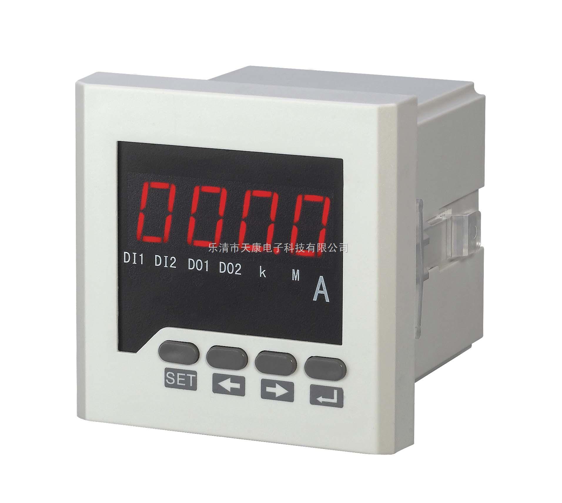 CA01L-A智能电流表-智能电流表
