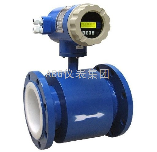 ABG-污水流量计管道安装