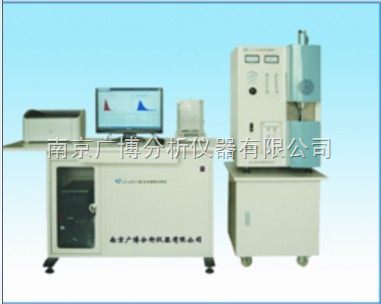 锰铁碳硫分析仪器