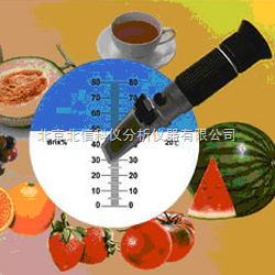 BXS07-109-手持糖度計 手持式折射計 便攜式糖度計 便攜式折射計