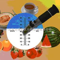 BXS07-102-手持糖度計 手持式折射計 便攜式糖度計 便攜式折射計