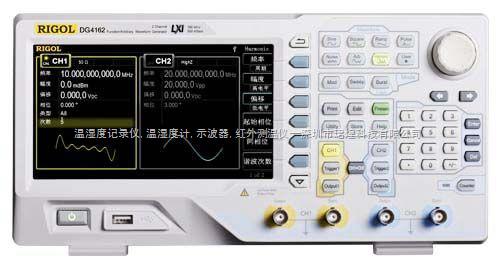 普源RIGOL DS4024 200MHz数字示波器