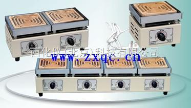 电子调温万用电阻炉(六联) 型号:TT30-DK-98-II
