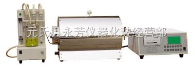 西安榆林煤炭全硫份化驗儀器微機快速測硫儀