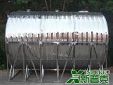 湖南长沙不锈钢卧式水箱