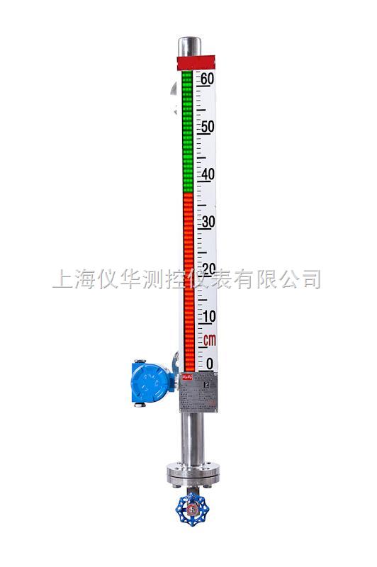 DXCD-4型智能磁敏电子双色液位计