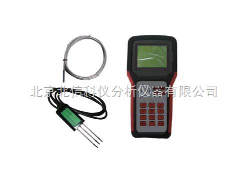HJ16-YM-19-2-土壤温湿度速测仪 森林防护土壤温湿度检测仪 粮食检验土壤分析仪