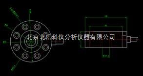 JC06-LF-1T-輪輻式傳感器 輪輻式稱重傳感器 稱重傳感器