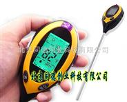 电子数显四合一土壤分析仪/土壤四合一检测仪/花盆园林四合一土壤检测仪 型号:TD-ATM-300