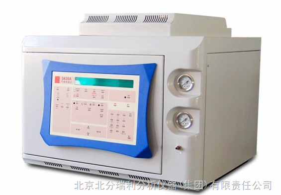 SP-3420A气相色谱仪