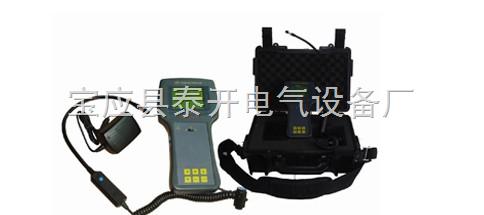 气体定性定量检漏仪
