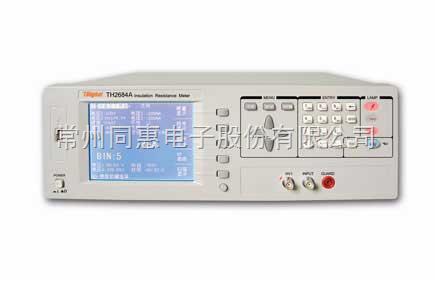 同惠绝缘电阻测试仪TH2684A
