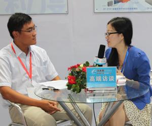 访东方测控市场企划部部长宋先生