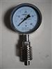 不锈钢耐高温压力表